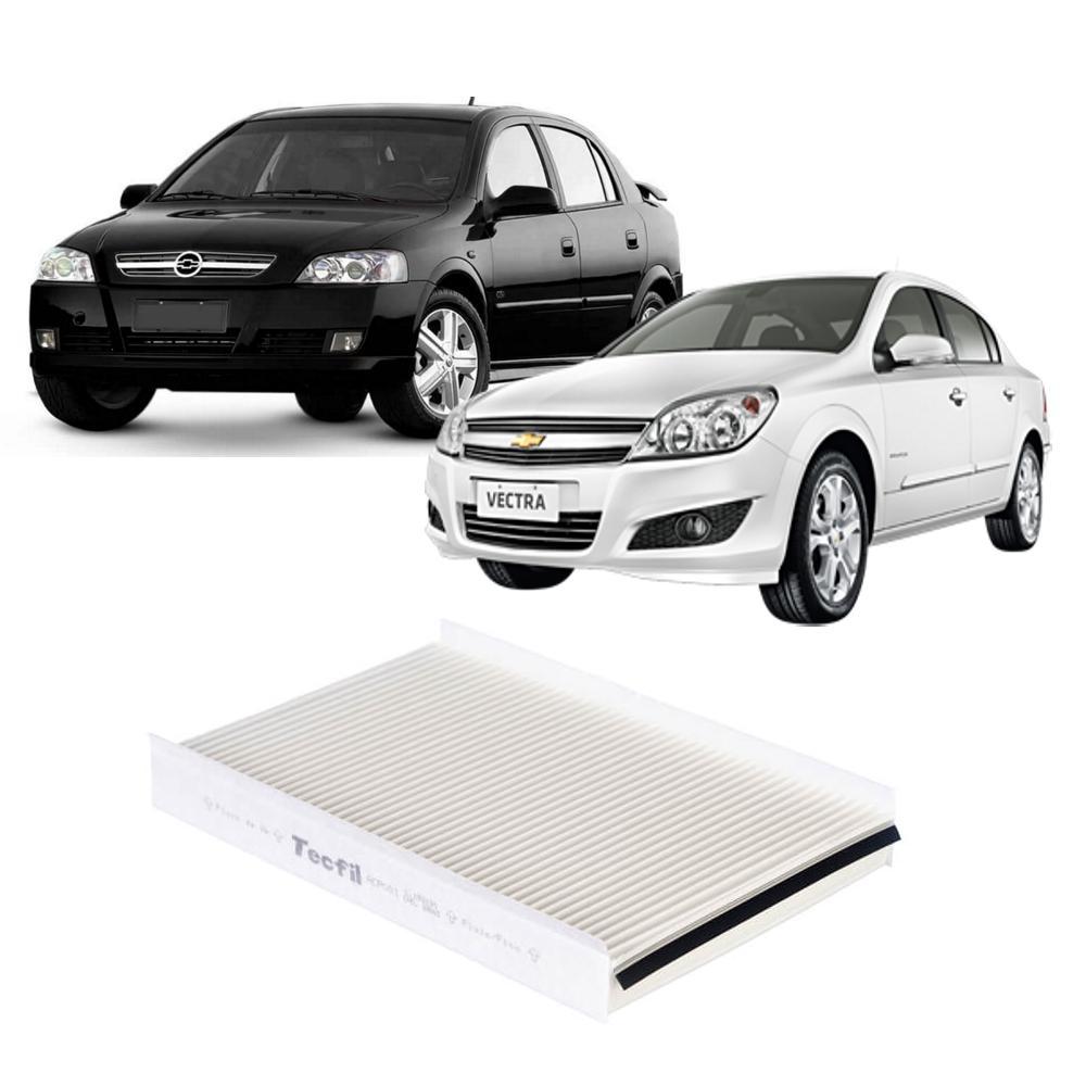 Filtro Ar Condicionado Astra 99/2011 Vectra 2006/2012