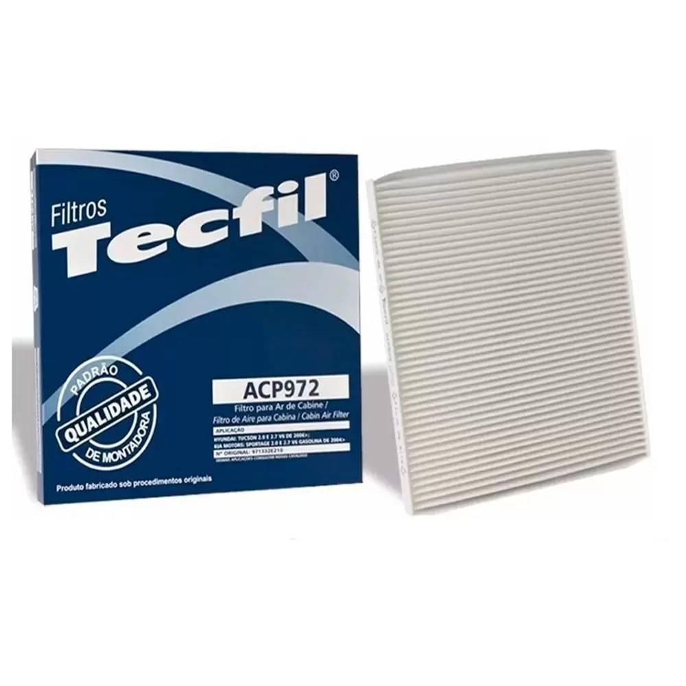 Filtro Ar Condicionado HB20 1.6 16V 2012 em diante