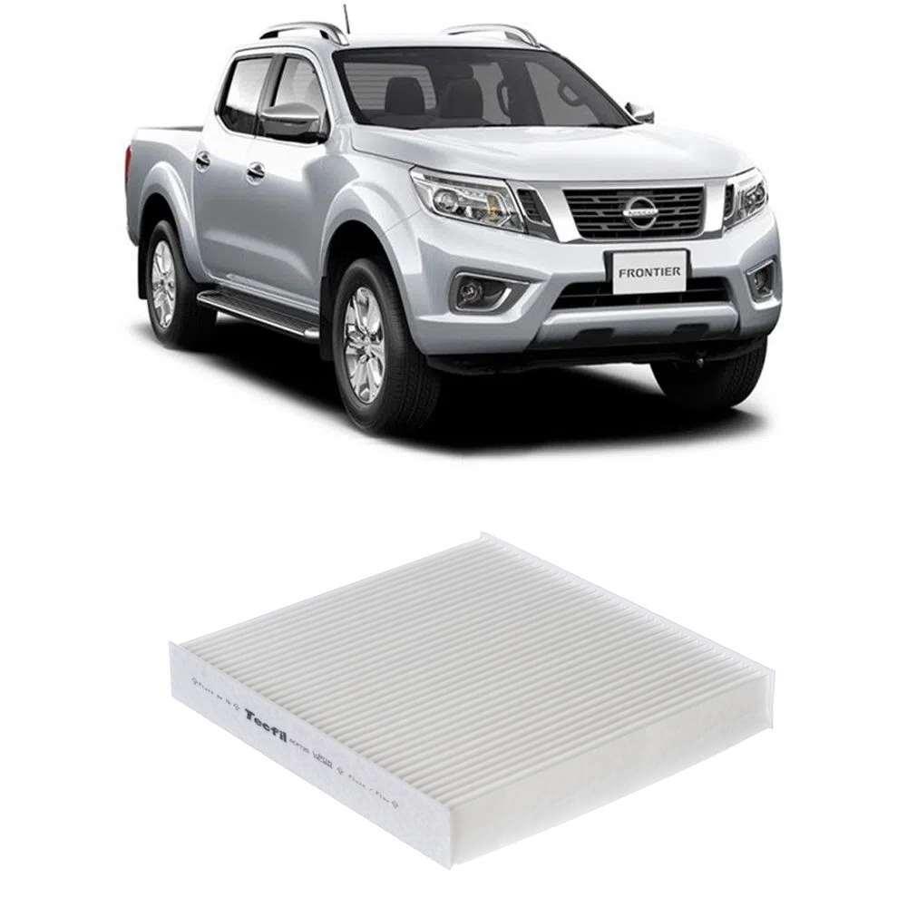 Filtro Ar Condicionado Nissan Frontier 2.3 2017 em diante