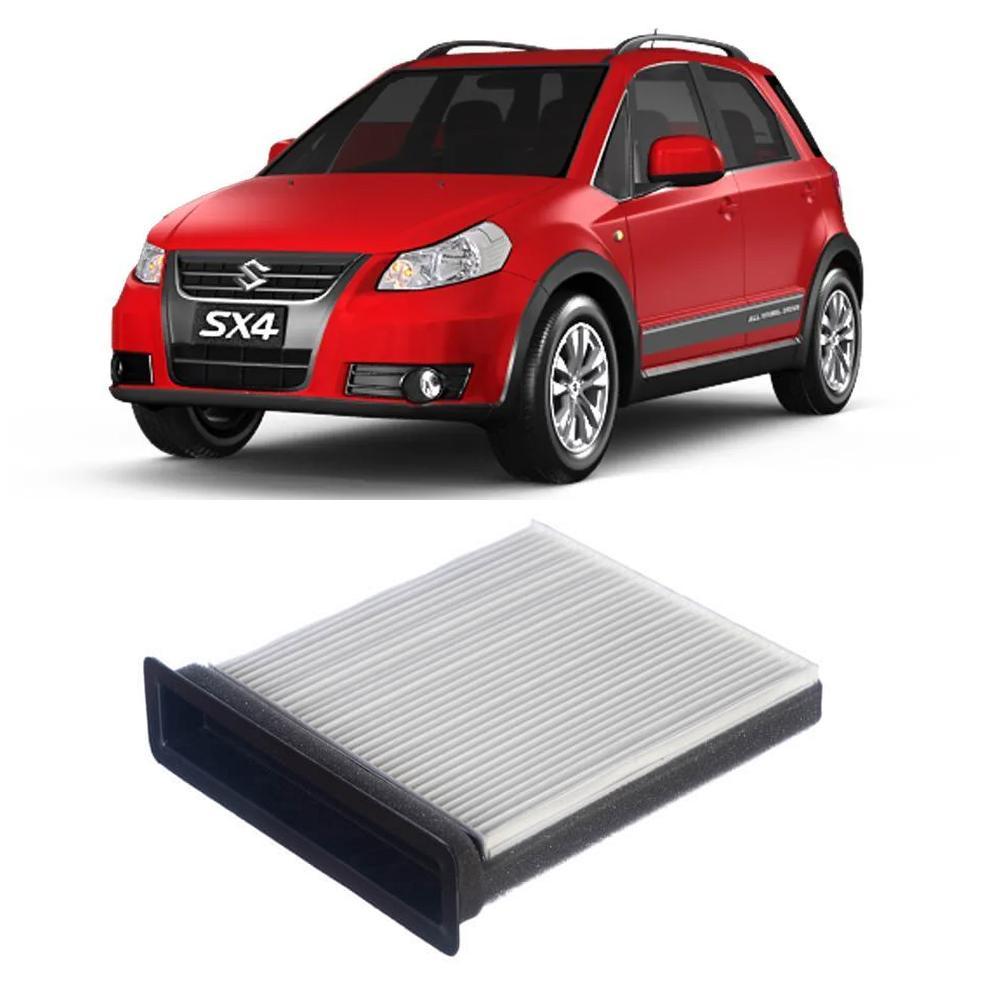 Filtro Ar Condicionado Suzuki SX4 2.0 16V 2009/2015