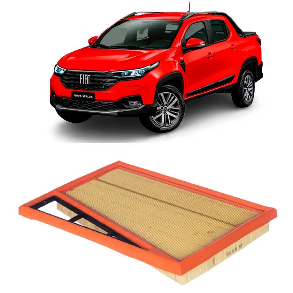 Filtro Ar Nova Fiat Strada 1.3 8V 2020 em diante