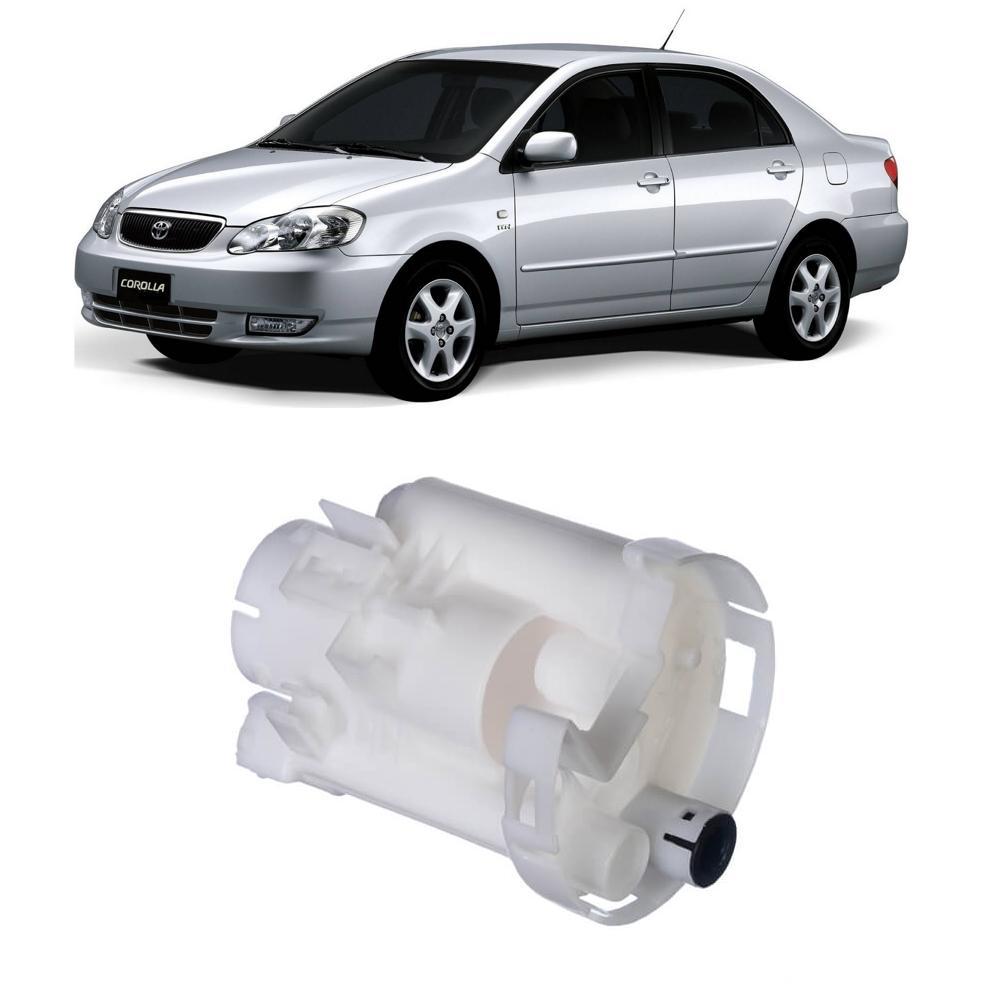 Filtro Combustível Corolla 1.6/1.8 16V 03/07 Gasolina