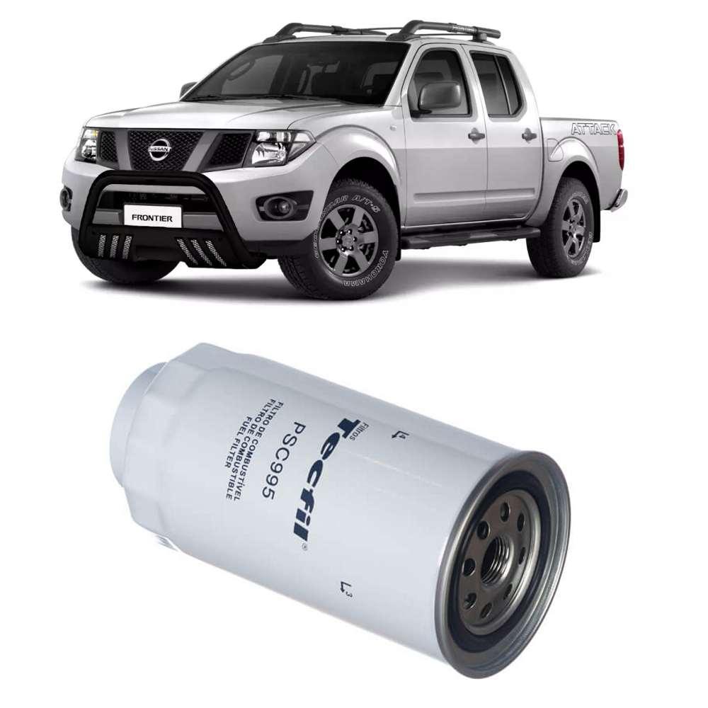 Filtro Combustível Nissan Frontier 2.5 2006/2016