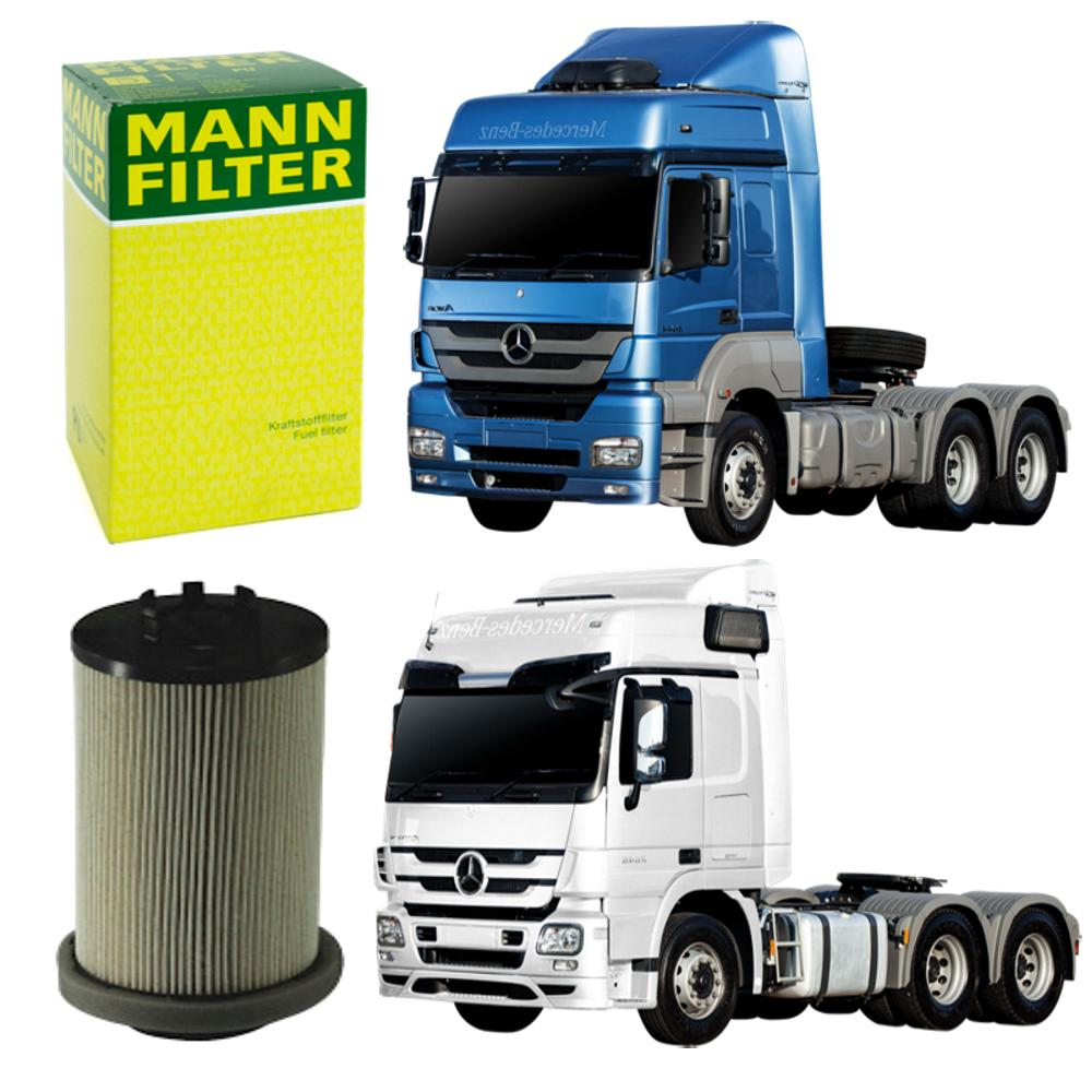 Filtro Diesel Actros Axor 1634 1938 1944 2638 OM457LA