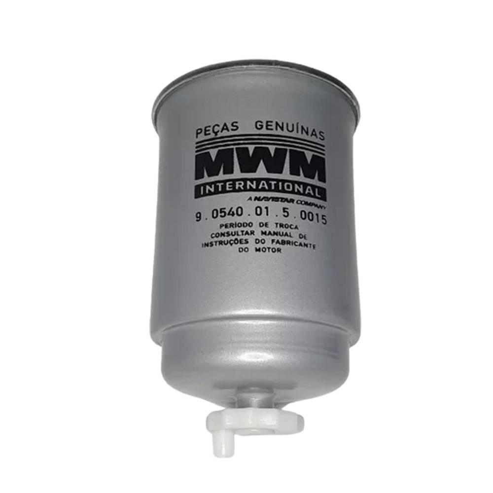 Filtro Diesel S10 Blazer 2.8 MWM 4.07TCA Bomba Injetora /08