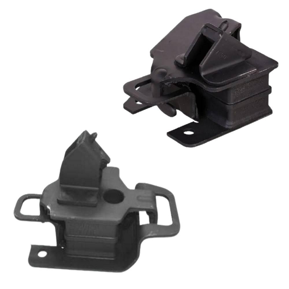 Kit Coxim Motor Dianteiro Dir+Esq S10 2.5 Diesel 95/01