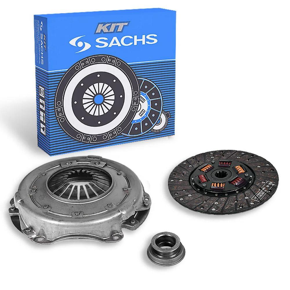 Kit Embreagem A10/A14/C10/C14 Gasolina 6C SACHS