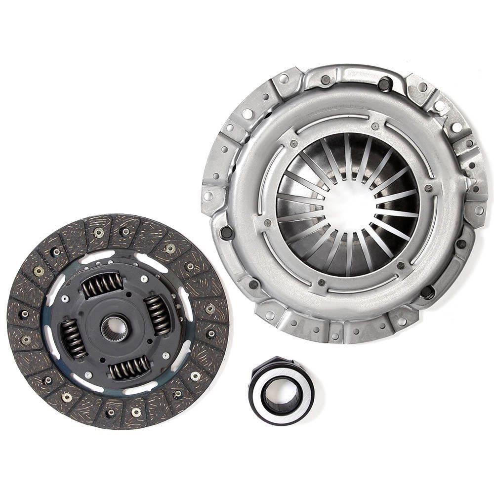 Kit Embreagem Ford Escort 1.8 2.0 89 a 96 Sachs