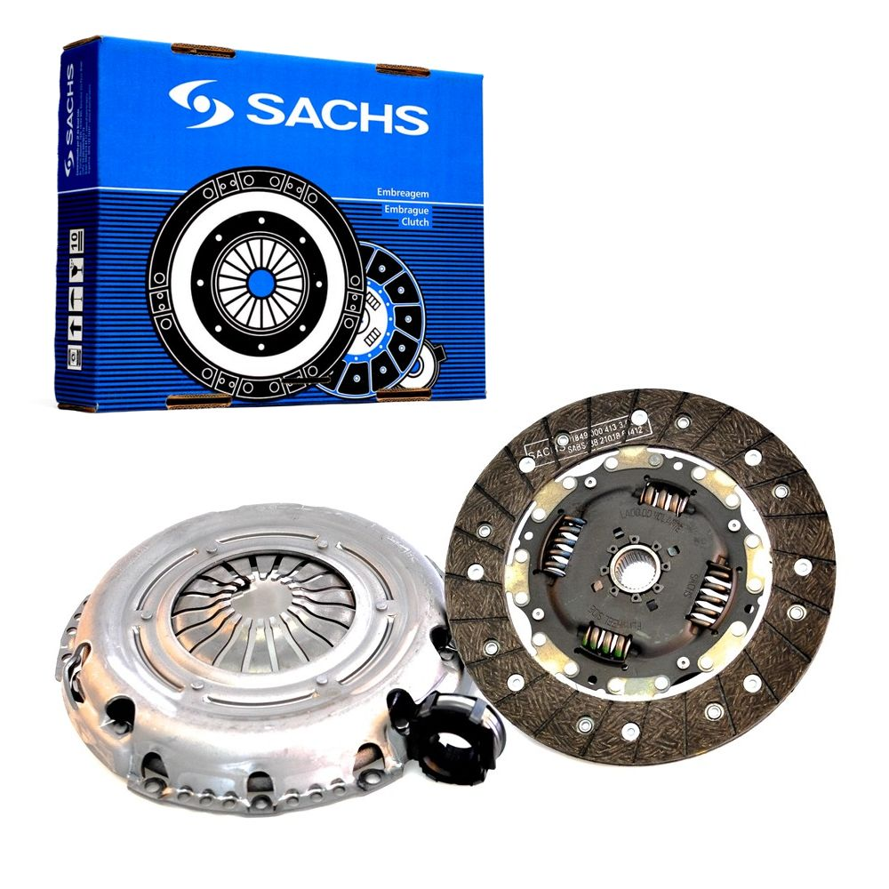 Kit Embreagem Polo 2.0 2002/2014 SACHS