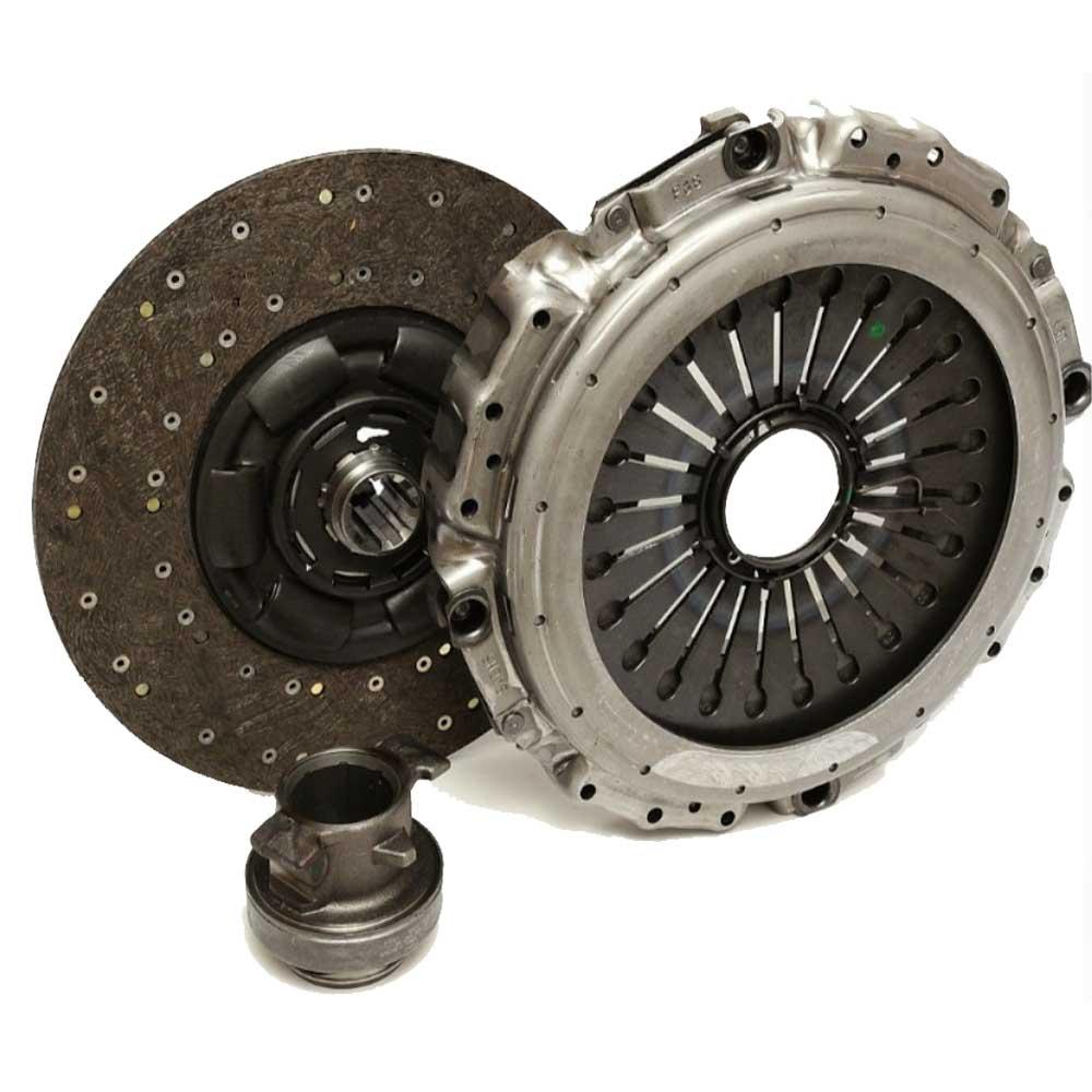 Kit Embreagem Scania G420/g440/g470/r114/r124/r420/440 430mm