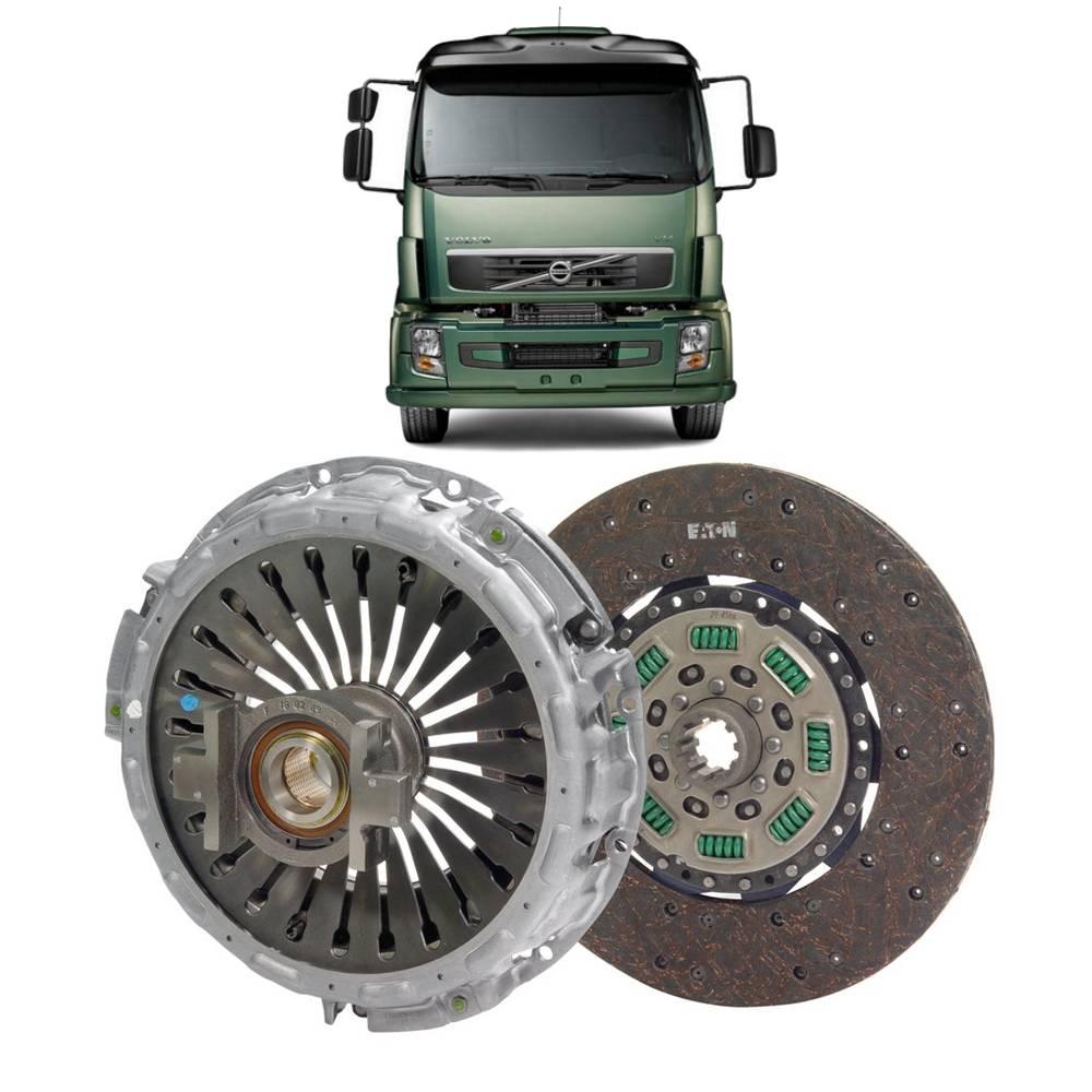 Kit Embreagem Volvo VM260 todos 365mm Completa