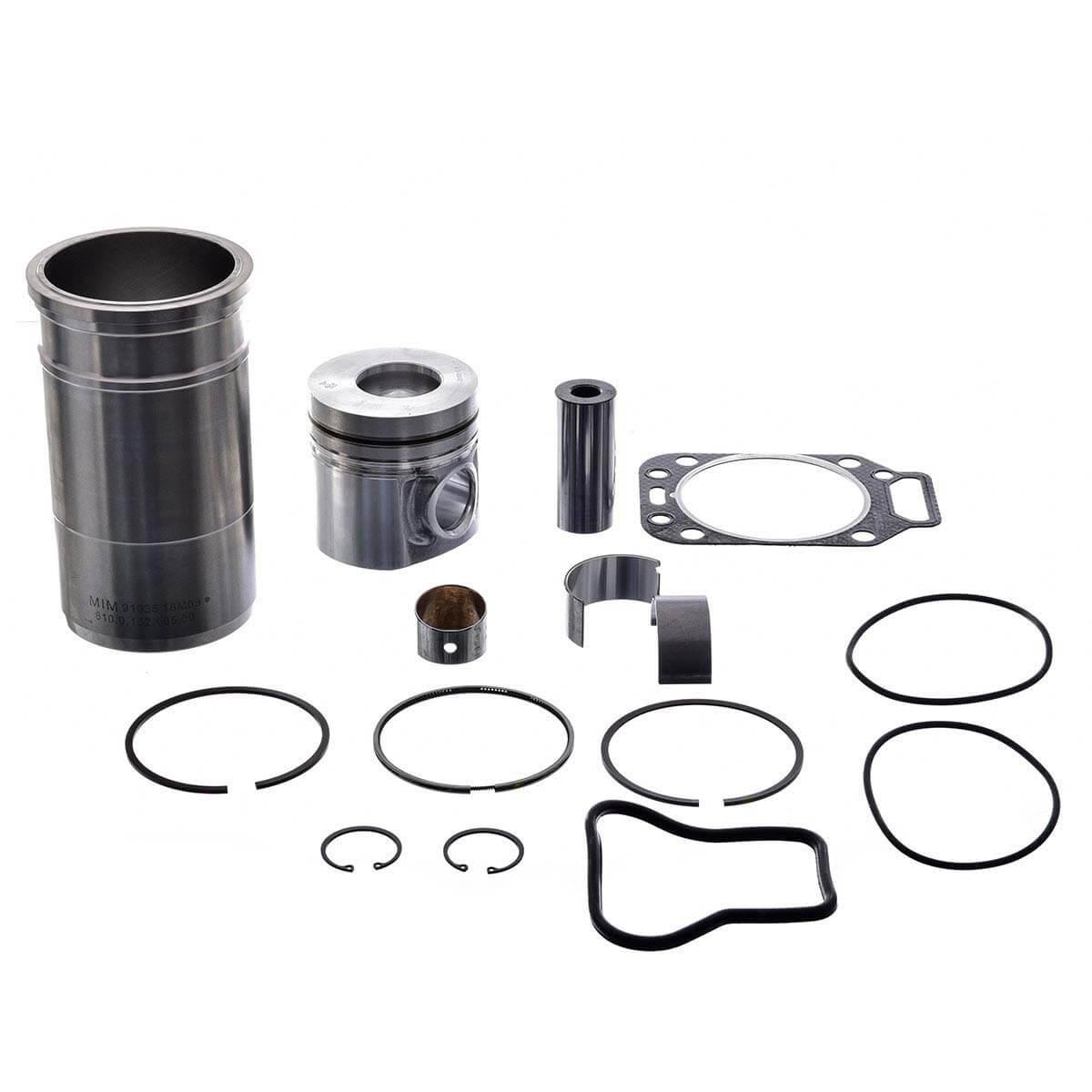 Kit Motor MWM X10 7110 8120 8140 8150 12150 13150 P/ 1cil