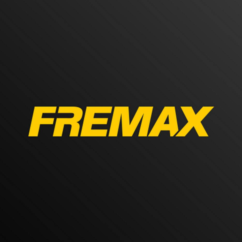 Par Disco de Freio Dianteiro Ford F1000 82 a 92 - FREMAX