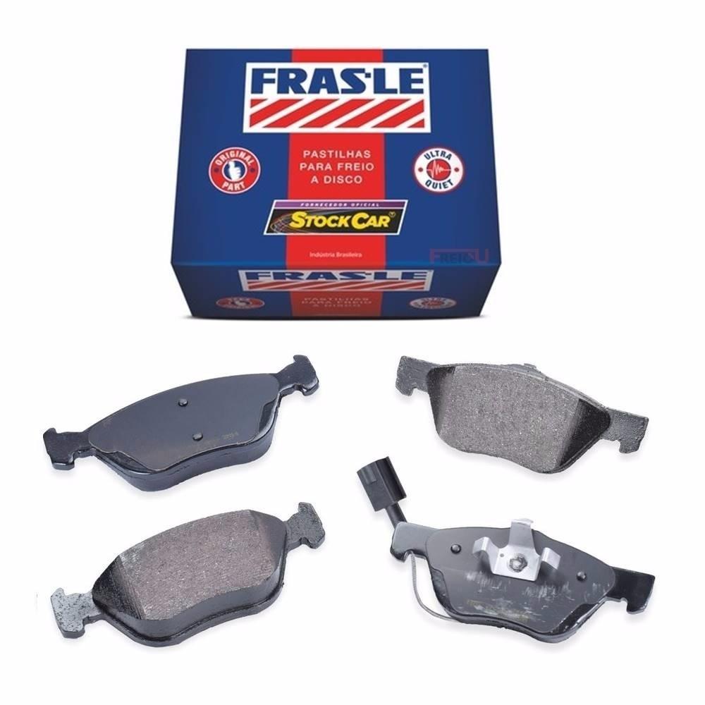 Pastilha Freio Fiat 500 09/ Stilo 1.8 03/10 Dianteiro