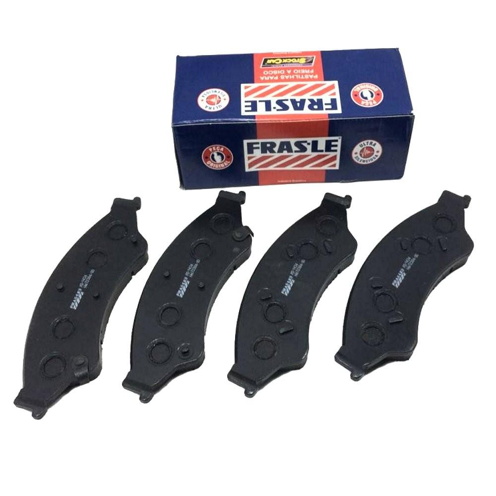 Pastilha Freio Ranger 12/ Todas Troller T4 15/ Dianteiro
