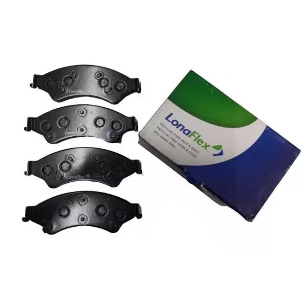 Pastilha Freio Ranger 2.2/2.5/3.2 e Troller 2012 em diante