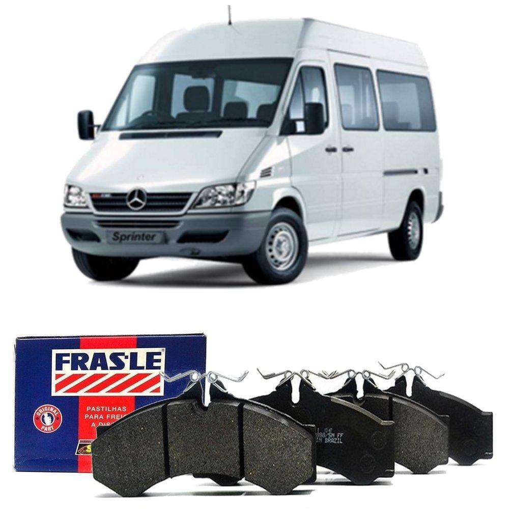 Pastilha Freio Sprinter 1997/2011 Dianteiro/Traseiro FRASLE