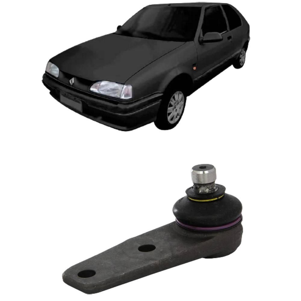 Pivô Suspensão Renault Megane 96 a 2005 Furo de 10mm