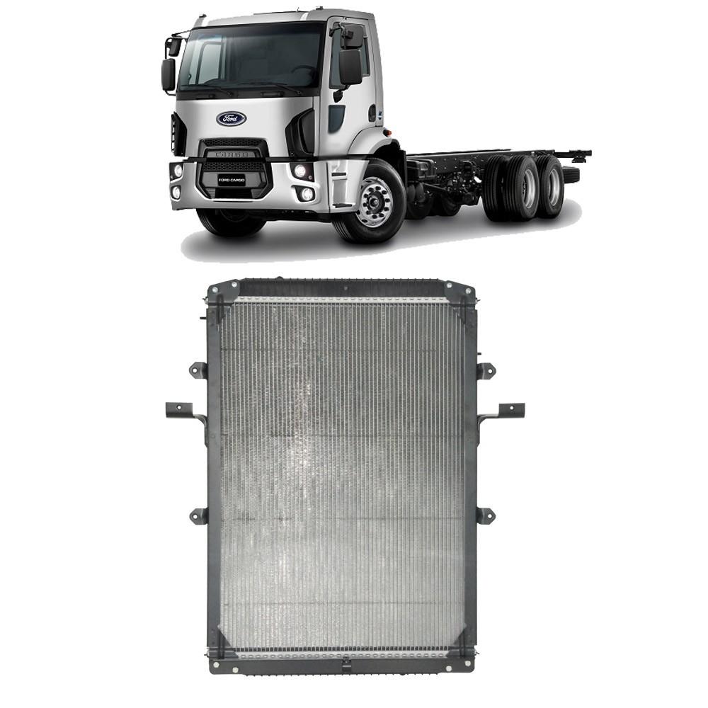 Radiador Cargo 1722 2422 2428 2429 06/17 Cummins ISB/ISC
