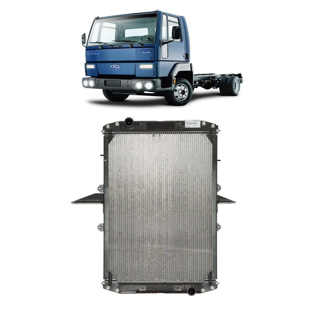 Radiador Cargo 815E Cummins Interact 4 150CV 2010/2019 S/Ar