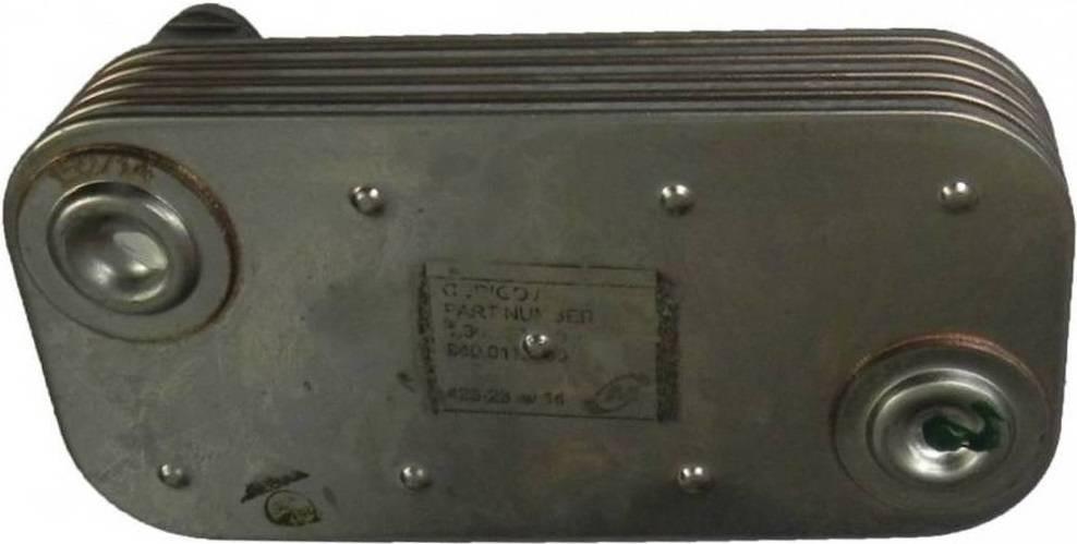 Radiador Óleo MWM Sprint S10 Frontier F250 Silverado Troller