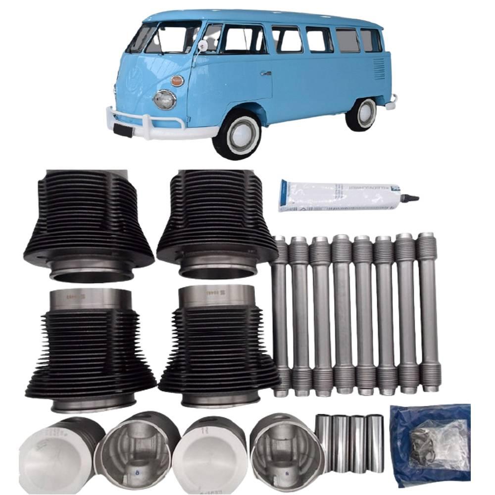 Super Kit Motor Kombi 1500 Gasolina até 1983