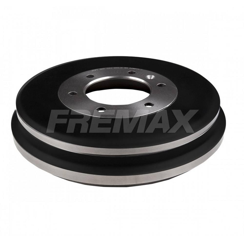 Tambor Freio S10 4x2/4x4 2.5/2.8 2012 em diante FREMAX