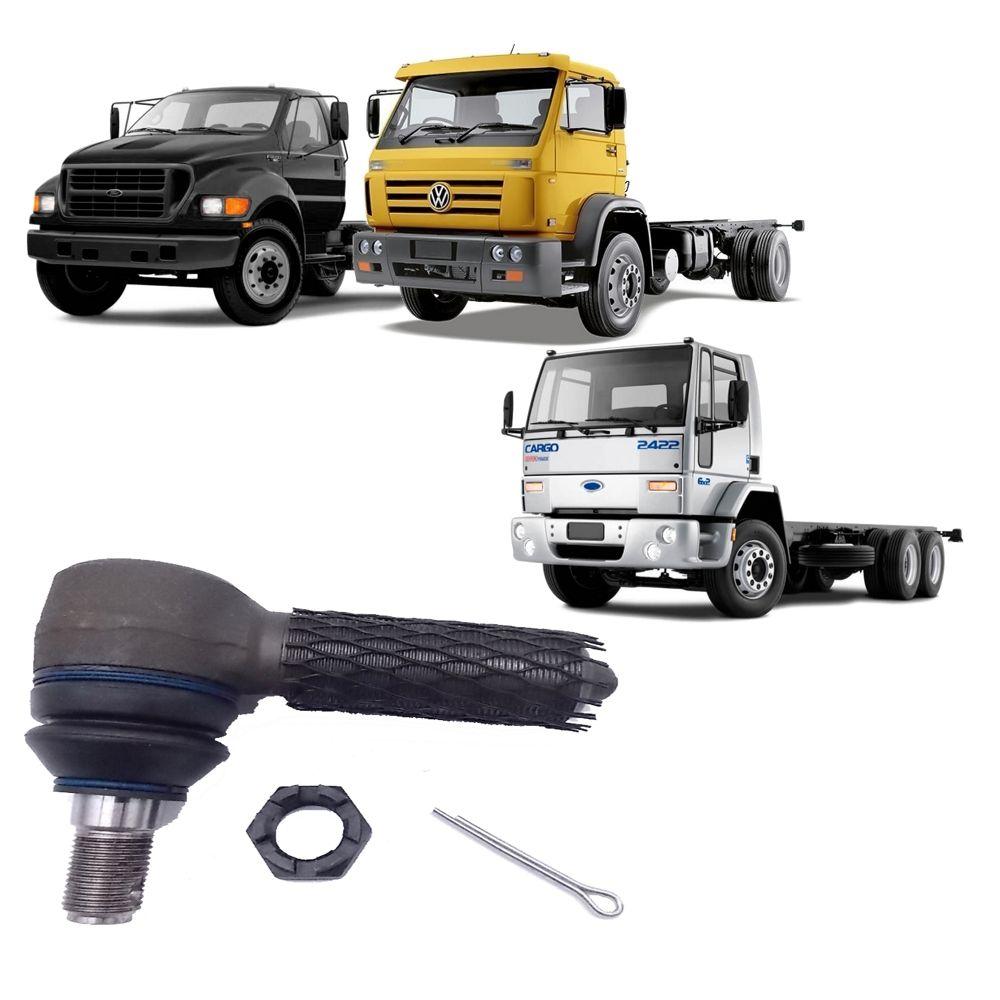 Terminal Direção Direito F14000 F16000 Cargo Caminhões