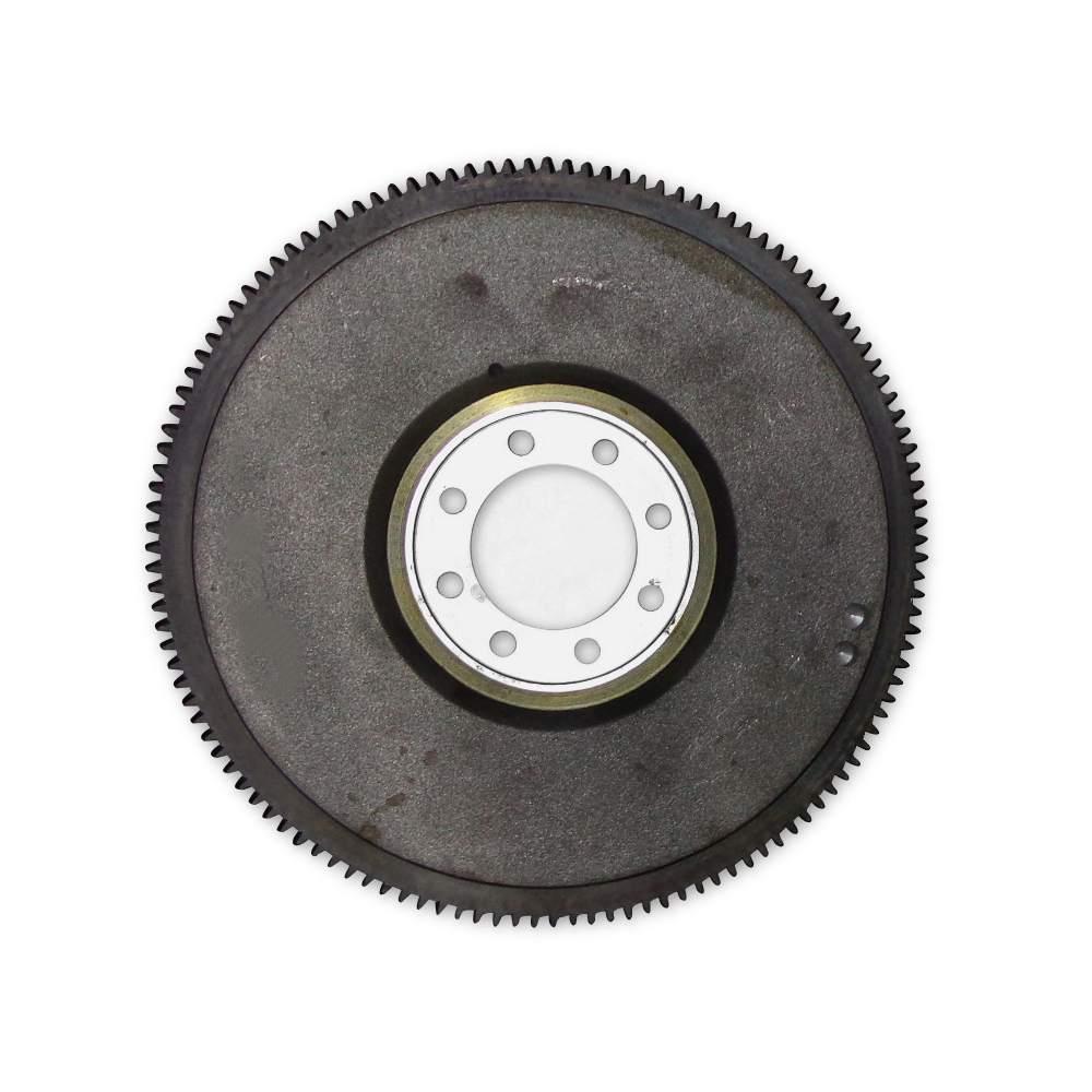 Volante Motor MB 608 708 OM314 250mm com Cremalheira