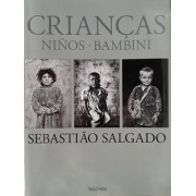 Livro Crianças - Sebastião Salgado
