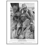 Pôster Coleção Êxodos Sebastião Salgado – África Nº 06