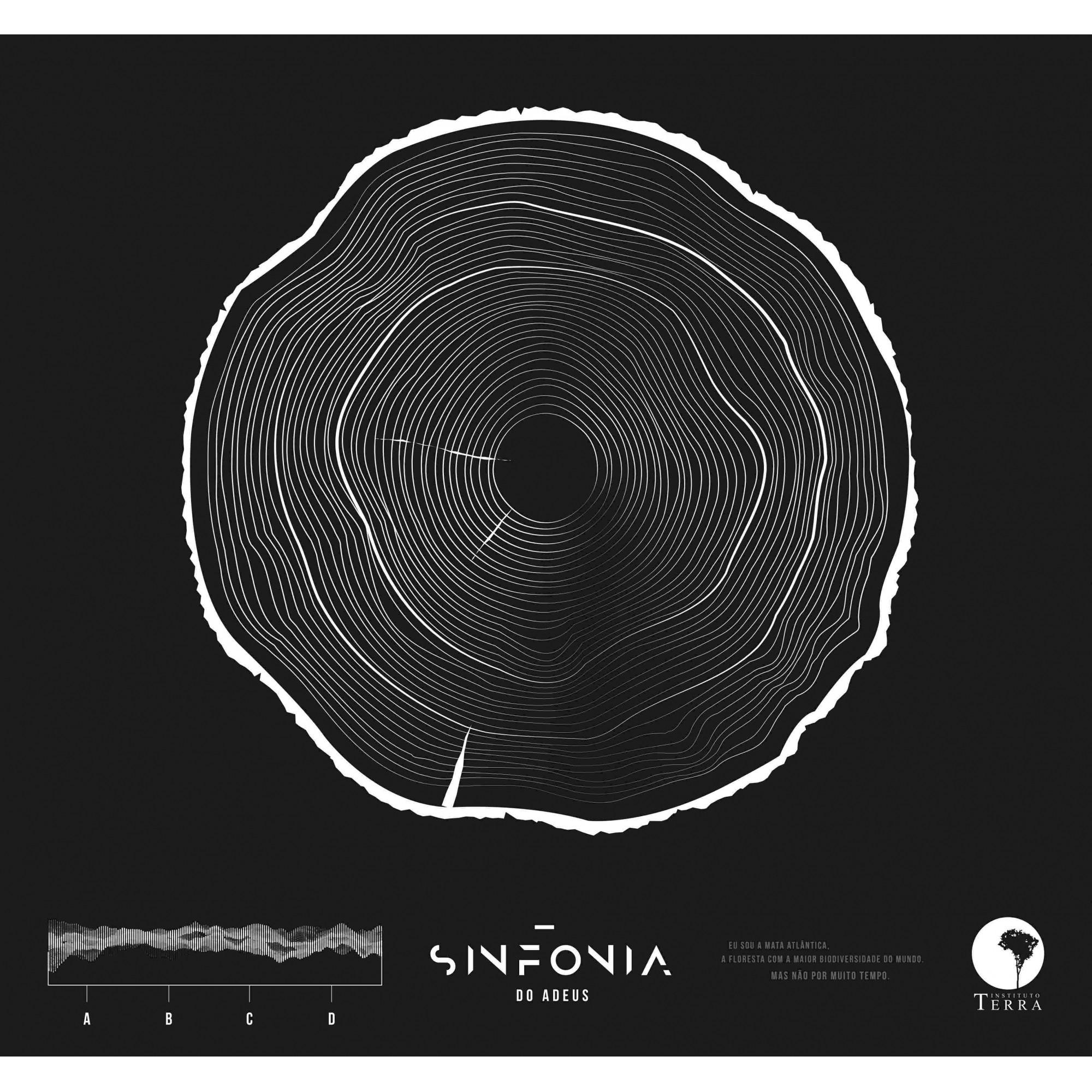 """Pôster Digital Coleção do Projeto """"Sinfonia do Adeus"""" Nº 02"""