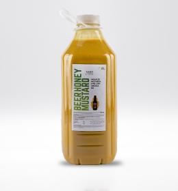 Molho de Mostarda e Mel Beerfoodlab - Beer honey Mustard 2.5 litros