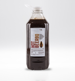 Molho Babercue para churrasco Beerfoodlab - HotbeerBQ 2.5 litros