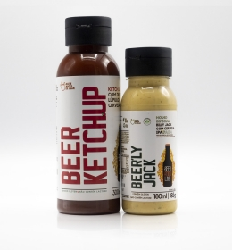Kit Beerly + Beer Ketchup