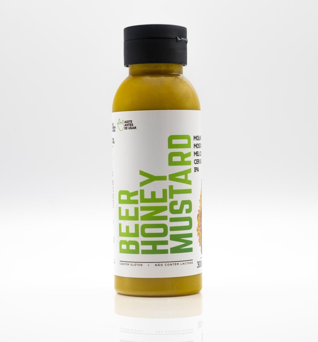 Beer honey Mustard