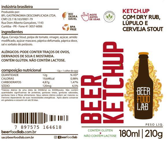 BeerKetchup 180ml