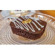 Brownie chocolate zero açúcar