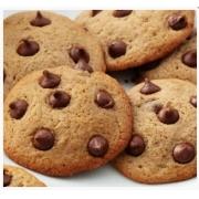 Cookies - delicioso biscoito de baunilha com gotas de chocolate
