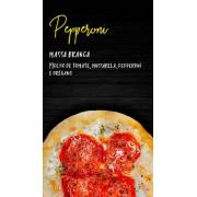 Pizzita de peperoni