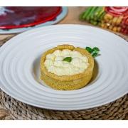 Tortinha de limão siciliano zero açúcar