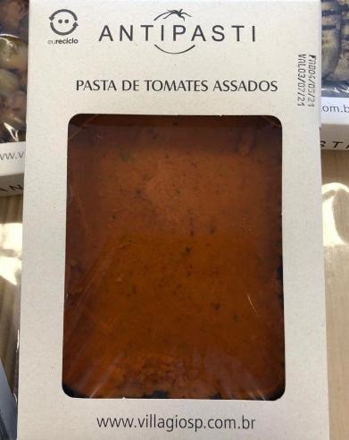 Antepasto de Pasta de Tomates assados