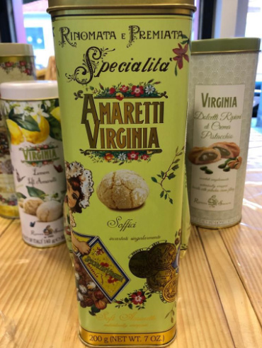 Biscoito Macio de Amaretto importado