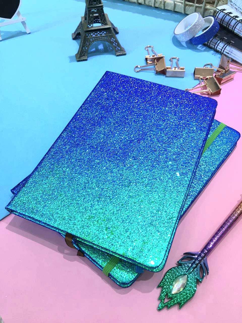 Caderneta Capa dura - Holográfica