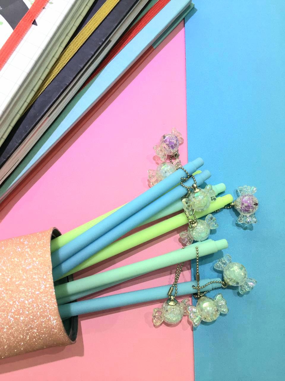 Caneta Apagável - Candy Color