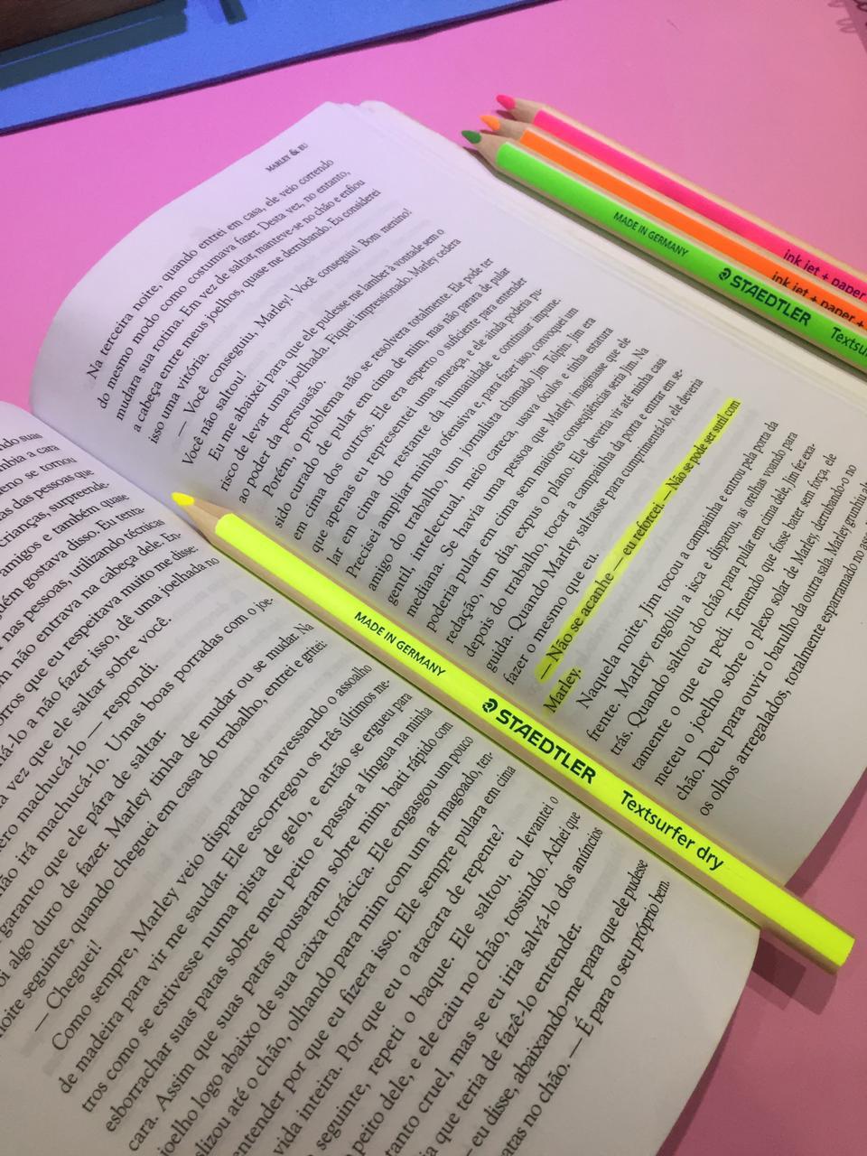 Lápis Marca-texto Staedtler