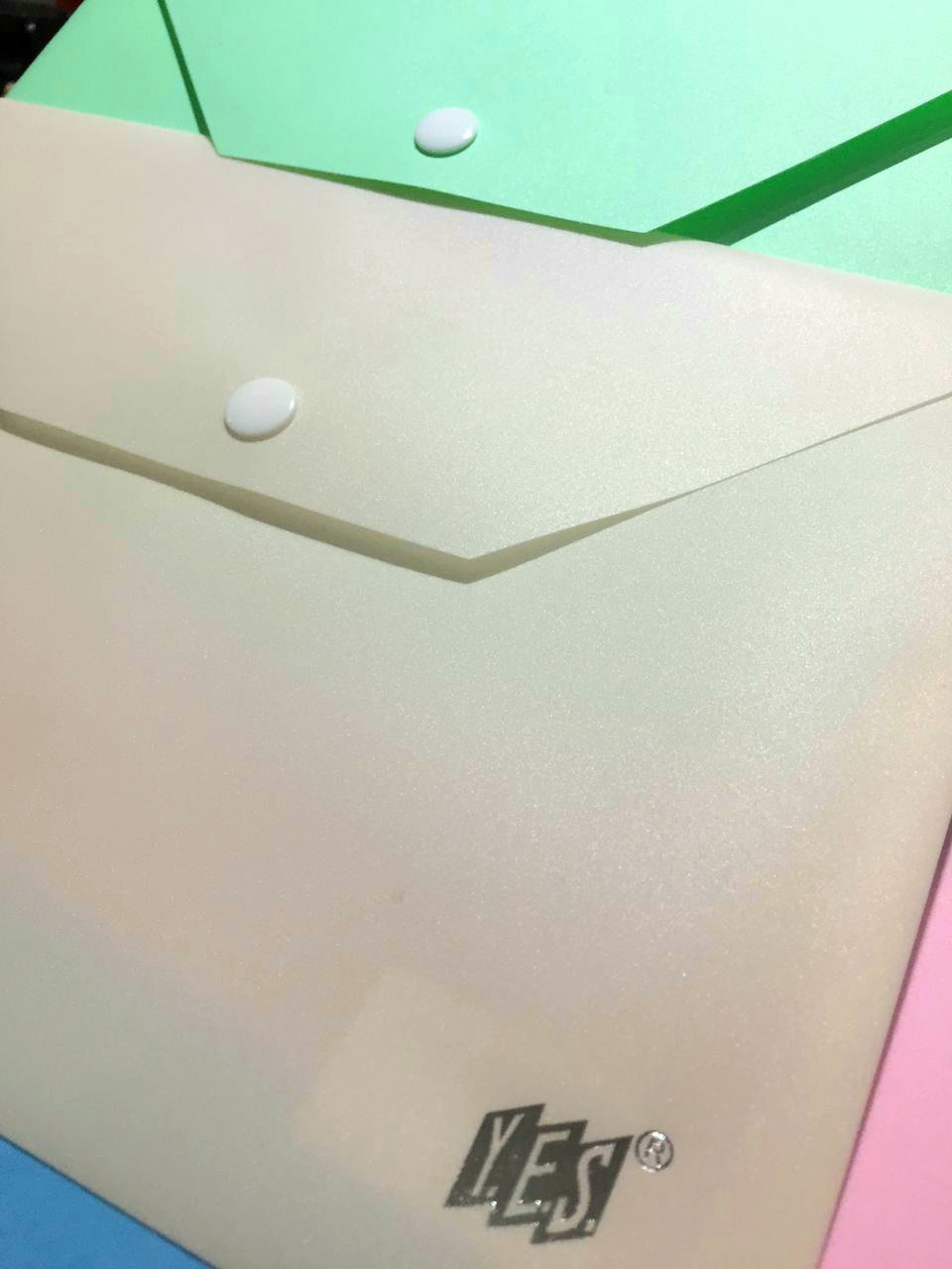 Pasta Envelope YES- Candy Color