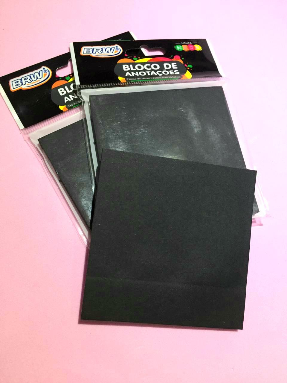 Sticky Note BRW- Preto