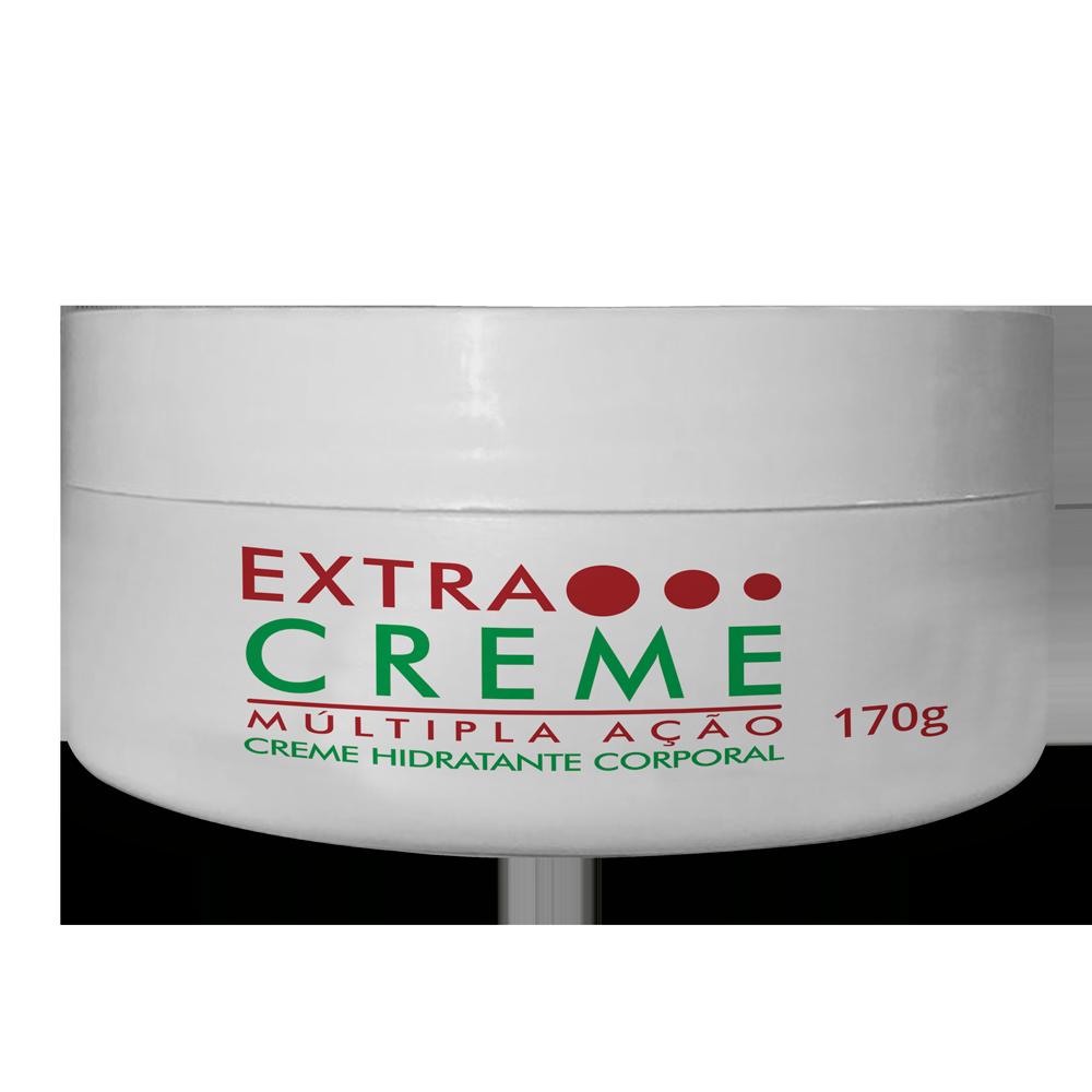 Extra Creme Corporal Natu Life - 170g