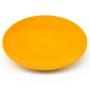 Prato Sobremesa Amarelo